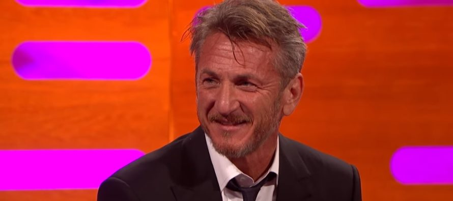 Sean Penn: I don't love acting anymore.. BUT HE likes writing. At the moment, Sean is busily promoting his first novel, 'Bob Honey Who Just Do Stuff'